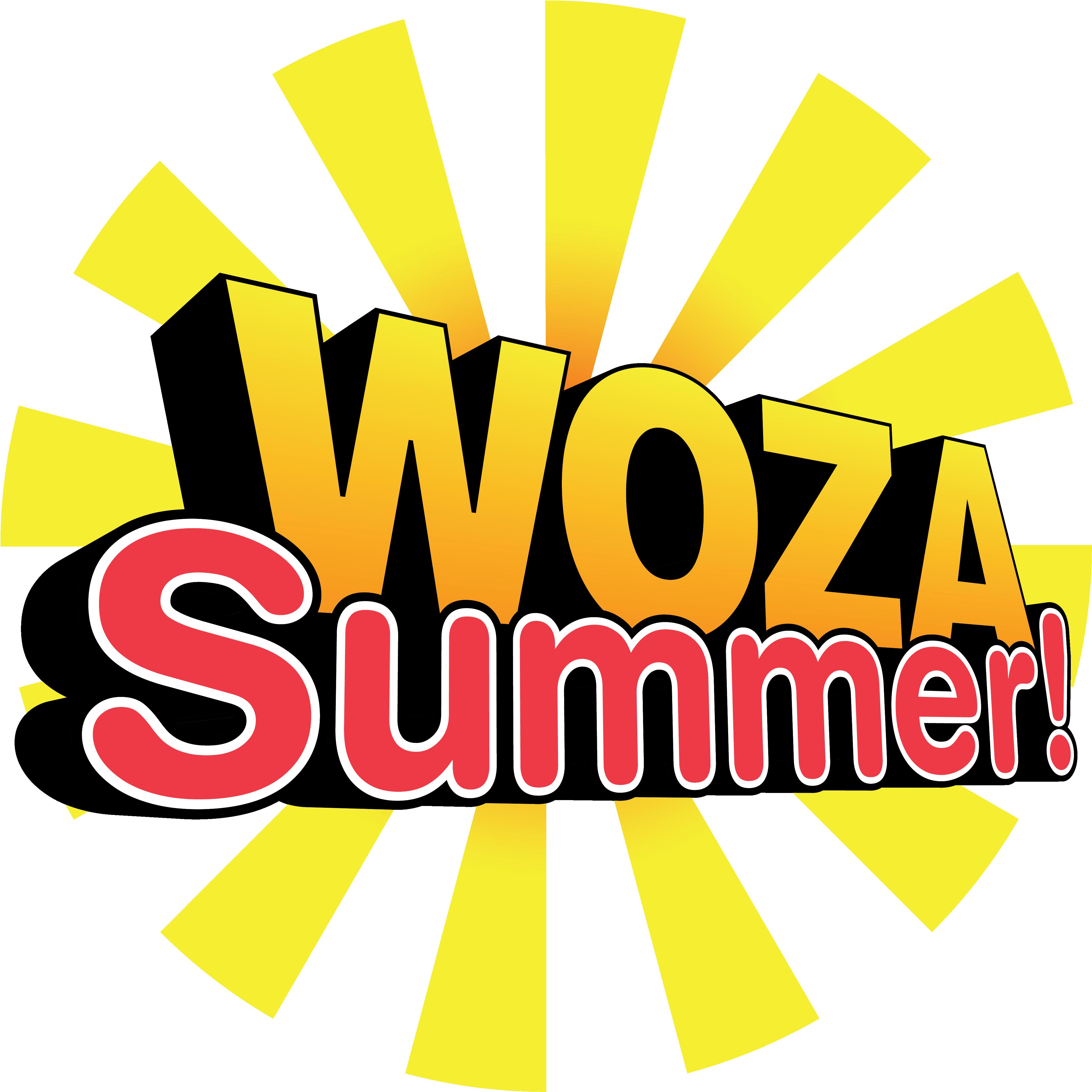 Woza Summer 2019 Logo